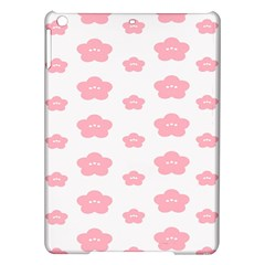 Star Pink Flower Polka Dots Ipad Air Hardshell Cases by Mariart