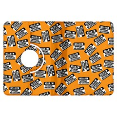 Pattern Halloween  Kindle Fire Hdx Flip 360 Case by iCreate