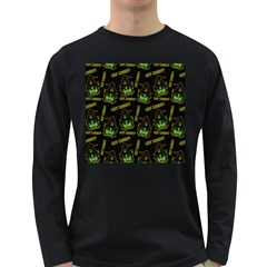 Pattern Halloween Witch Got Candy? Icreate Long Sleeve Dark T Shirts