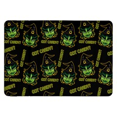 Pattern Halloween Witch Got Candy? Icreate Samsung Galaxy Tab 8 9  P7300 Flip Case by iCreate