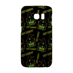 Pattern Halloween Witch Got Candy? Icreate Galaxy S6 Edge by iCreate
