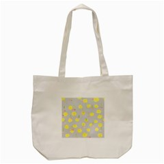 Cute Fruit Cerry Yellow Green Pink Tote Bag (cream) by Mariart