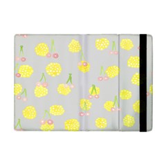 Cute Fruit Cerry Yellow Green Pink Ipad Mini 2 Flip Cases by Mariart