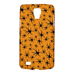 Pattern Halloween Black Spider Icreate Galaxy S4 Active by iCreate