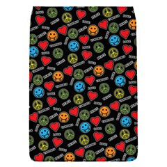 Pattern Halloween Peacelovevampires  Icreate Flap Covers (s)  by iCreate