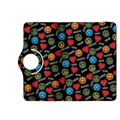 Pattern Halloween Peacelovevampires  Icreate Kindle Fire Hdx 8 9  Flip 360 Case by iCreate