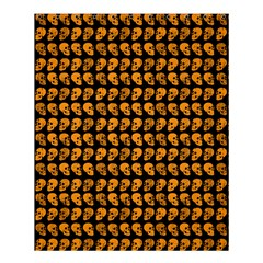 Halloween Color Skull Heads Shower Curtain 60  X 72  (medium)  by iCreate