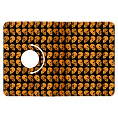 Halloween Color Skull Heads Kindle Fire Hdx Flip 360 Case by iCreate