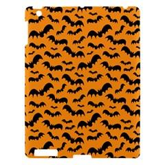 Pattern Halloween Bats  Icreate Apple Ipad 3/4 Hardshell Case by iCreate
