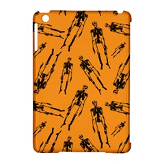 Halloween Skeletons  Apple Ipad Mini Hardshell Case (compatible With Smart Cover)