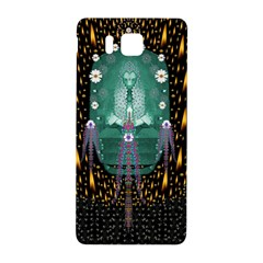 Temple Of Yoga In Light Peace And Human Namaste Style Samsung Galaxy Alpha Hardshell Back Case by pepitasart