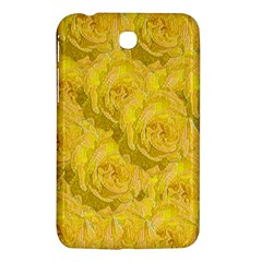 Summer Yellow Roses Dancing In The Season Samsung Galaxy Tab 3 (7 ) P3200 Hardshell Case  by pepitasart