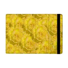 Summer Yellow Roses Dancing In The Season Ipad Mini 2 Flip Cases by pepitasart