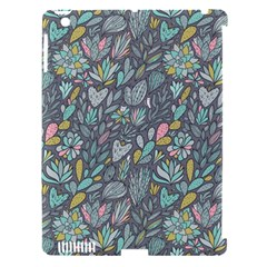 Cactus Pattern Green  Apple Ipad 3/4 Hardshell Case (compatible With Smart Cover) by Mishacat