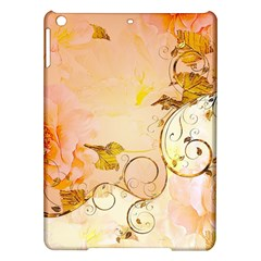Wonderful Floral Design In Soft Colors Ipad Air Hardshell Cases by FantasyWorld7