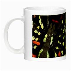 Tarantulas Night Luminous Mugs by AllOverIt