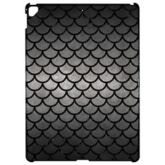 Scales1 Black Marble & Gray Metal 1 (r) Apple Ipad Pro 12 9   Hardshell Case by trendistuff