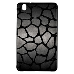 Skin1 Black Marble & Gray Metal 1 Samsung Galaxy Tab Pro 8 4 Hardshell Case by trendistuff