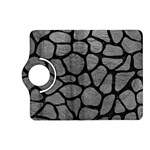 SKIN1 BLACK MARBLE & GRAY LEATHER Kindle Fire HD (2013) Flip 360 Case