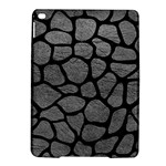 SKIN1 BLACK MARBLE & GRAY LEATHER iPad Air 2 Hardshell Cases