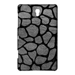 SKIN1 BLACK MARBLE & GRAY LEATHER Samsung Galaxy Tab S (8.4 ) Hardshell Case