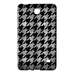 Houndstooth1 Black Marble & Gray Metal 2 Samsung Galaxy Tab 4 (7 ) Hardshell Case  by trendistuff