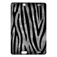 Skin4 Black Marble & Gray Metal 2 Amazon Kindle Fire Hd (2013) Hardshell Case by trendistuff