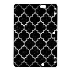Tile1 Black Marble & Gray Metal 2 Kindle Fire Hdx 8 9  Hardshell Case by trendistuff