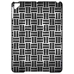 Woven1 Black Marble & Gray Metal 2 (r) Apple Ipad Pro 9 7   Hardshell Case by trendistuff