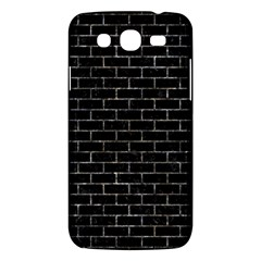 Brick1 Black Marble & Gray Stone Samsung Galaxy Mega 5 8 I9152 Hardshell Case  by trendistuff