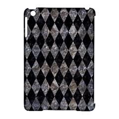 Diamond1 Black Marble & Gray Stone Apple Ipad Mini Hardshell Case (compatible With Smart Cover) by trendistuff