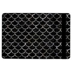 Scales1 Black Marble & Gray Stone Ipad Air 2 Flip by trendistuff