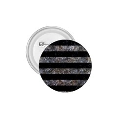 Stripes2 Black Marble & Gray Stone 1 75  Buttons by trendistuff