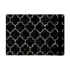 Tile1 Black Marble & Gray Stone Ipad Mini 2 Flip Cases by trendistuff