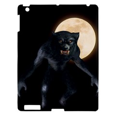 Werewolf Apple Ipad 3/4 Hardshell Case by Valentinaart
