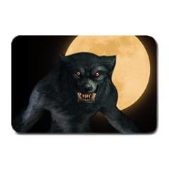 Werewolf Plate Mats by Valentinaart