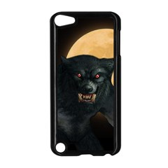 Werewolf Apple Ipod Touch 5 Case (black) by Valentinaart