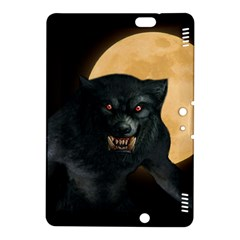 Werewolf Kindle Fire Hdx 8 9  Hardshell Case by Valentinaart