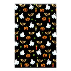 Halloween Pattern Shower Curtain 48  X 72  (small)  by Valentinaart