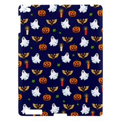 Halloween Pattern Apple Ipad 3/4 Hardshell Case by Valentinaart