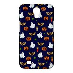 Halloween Pattern Samsung Galaxy Mega 6 3  I9200 Hardshell Case by Valentinaart
