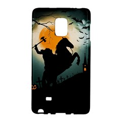 Headless Horseman Galaxy Note Edge by Valentinaart