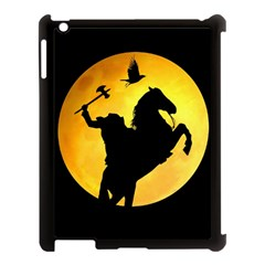 Headless Horseman Apple Ipad 3/4 Case (black) by Valentinaart
