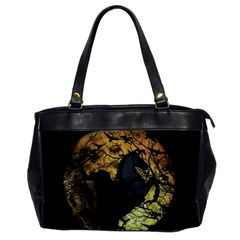Headless Horseman Office Handbags by Valentinaart