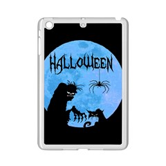 Halloween Ipad Mini 2 Enamel Coated Cases by Valentinaart