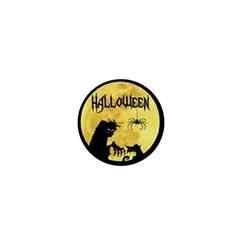 Halloween 1  Mini Buttons by Valentinaart
