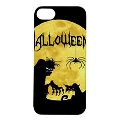 Halloween Apple Iphone 5s/ Se Hardshell Case by Valentinaart