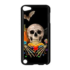 Halloween Candy Keeper Apple Ipod Touch 5 Case (black) by Valentinaart