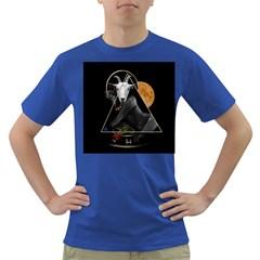 Spiritual Goat Dark T Shirt