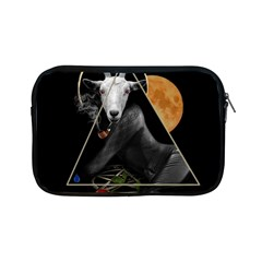 Spiritual Goat Apple Ipad Mini Zipper Cases by Valentinaart